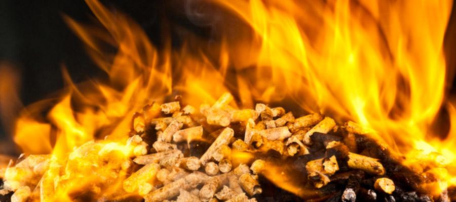chauffages à granulés