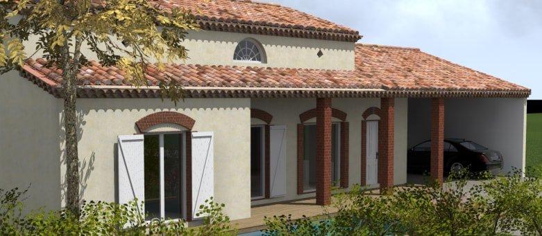 construction maison individuelle Toulouse