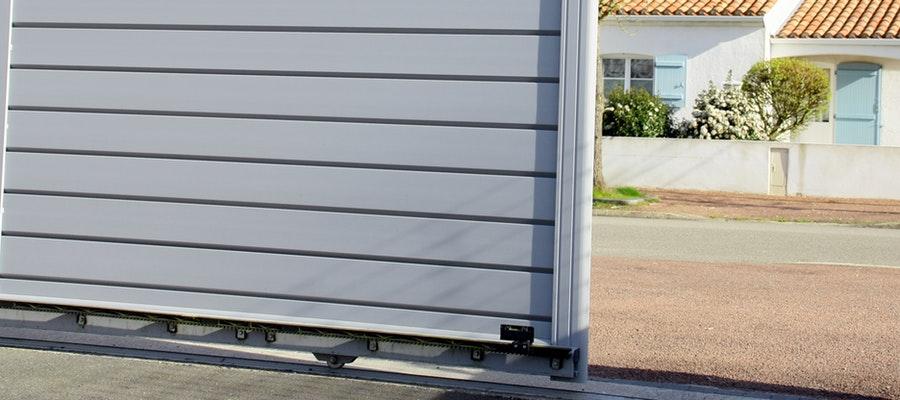 portail aluminium sur mesure