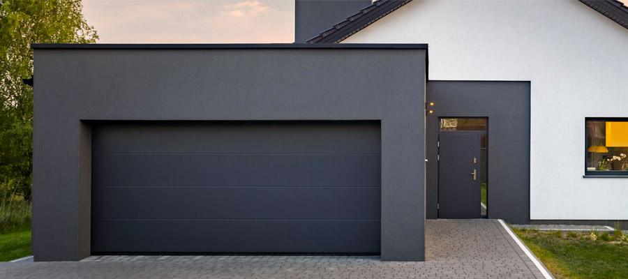 portail adapté à son garage