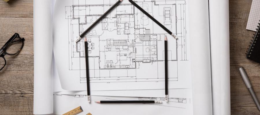 Construction de maison prête