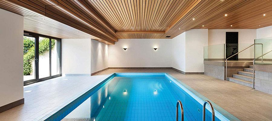 Profiter de sa piscine l'hiver